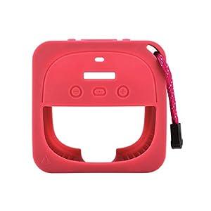 Keyobesa Schlüsselband Helle Farbe Anti Drop Militärstufe Geeignet für Bose Soundlink Micro Anti Fall