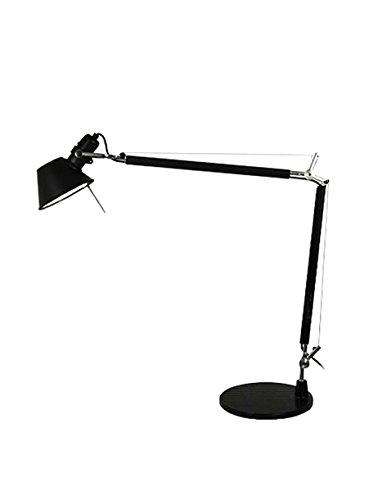 Artemide Tolomeo Lampe de Table avec Base Noire