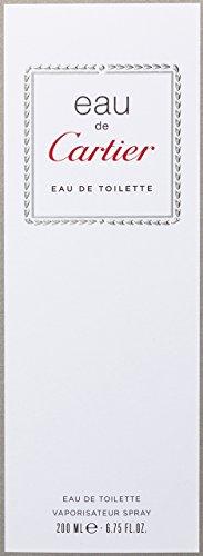Eau de Cartier - Eau de Toilette Spray - 200 ml...
