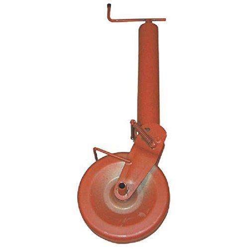 SIMOL Stützrad Halbautomatisch klappbar, mit Federriegelung
