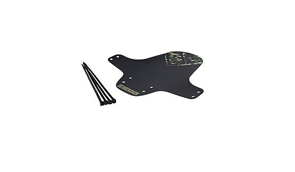 Taglia unica Parafanghi Unisex-Adulti Schwarz-Grau Putty RockShox MTB Fender