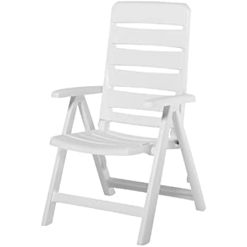 Kettler nizza folding chair plastic frame matte surface - Plastics blanes ...