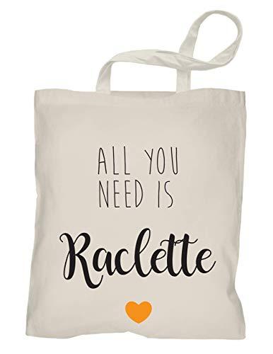 Tote bag - Raclette