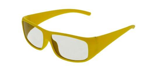EX3D Eyewear TH0003 passive 3-D Brille gelb