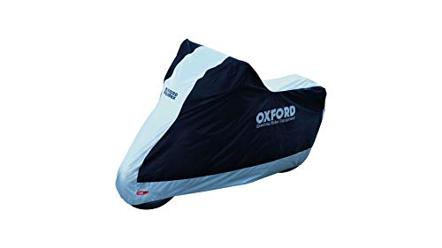 Price comparison product image Oxford 2016 Aquatex Waterproof Motorbike Motorcycle Cover L