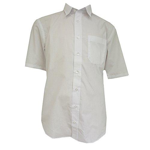 G.O.L. - Festliches Kurzarmhemd Jungen, weiß - 158weiß