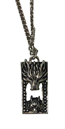 pidak Emblem-Halskette VON Wolf 4 cm Cloud Strife Kingdom Hearts