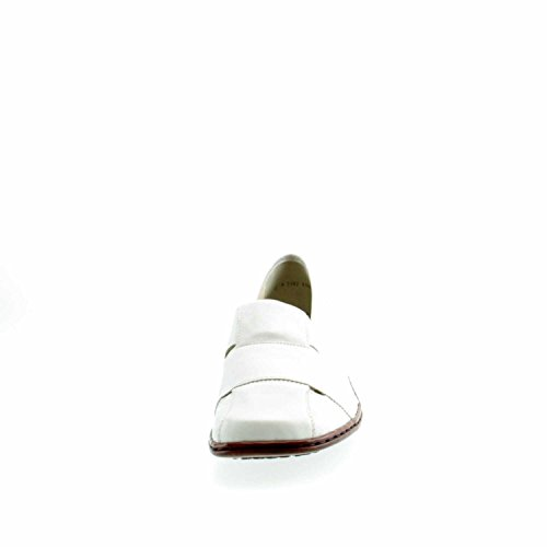 Jenny  22-52771-28 001, Mocassins pour femme Blanc