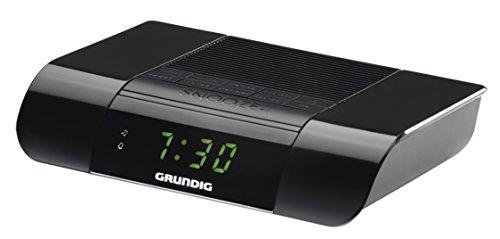Grundig - Radio Despertador Negro