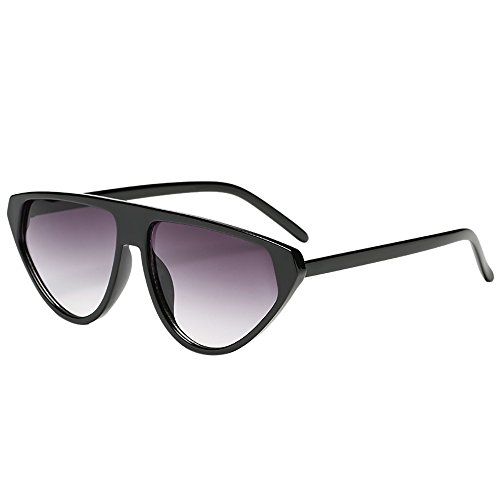 Dorical Vintage Sonnenbrille für Unisex/Damen Herren Brille Unregelmäßig Form Elegant Brillen Retro Hochwertige Brille PC Frame Brille Dekobrillen/Valentinstag Brille für Frauen Männer Sale