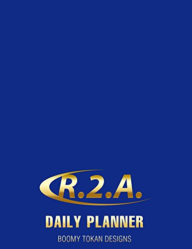 The 'R.2.A.' Daily Planner (English Edition)