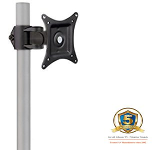 Pole mount clamp for Ø 35mm poles w/ Universal bracket for all...