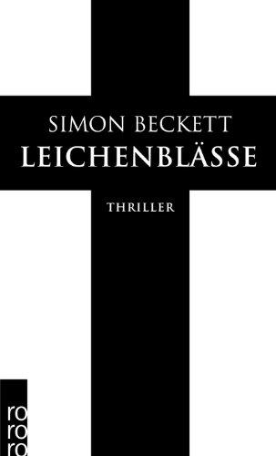 Buchseite und Rezensionen zu 'Leichenblässe: David Hunters 3. Fall' von Simon Beckett