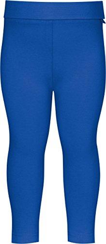 Playshoes Mädchen Legging Baby verschiedene Farben, Gr. 74 (Herstellergröße: 74/80), Blau (marine 11)