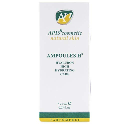 Apis Cosmetic Natural Skin H3 - Hyaluron Pflegeampulle (5x2ml)