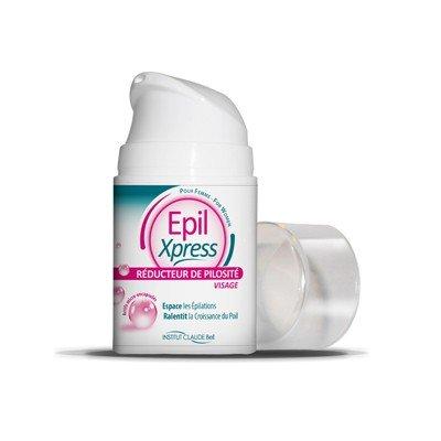 Epil Xpress Visage - Réducteur de pilosité visage - Quasi définitf - 50ml