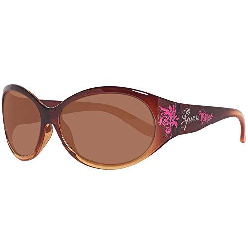 Guess Unisex-Erwachsene GUT103-56E13 Sonnenbrille, Braun (Brown), 56