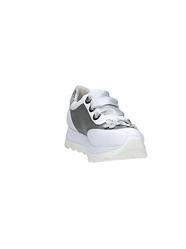 Cafe Noir Db132 Sneaker Donna Bianco