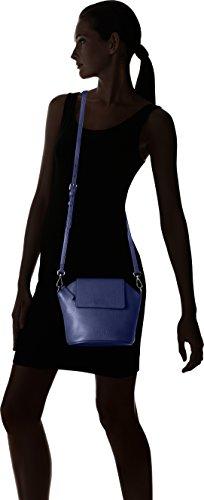 Damen Sp 2 Crossbody Umhängetasche, Violett (Blue), 12x20x24.5 cm Ecco