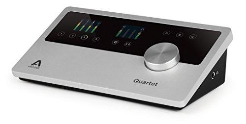 Apogee QUARTET USB 2.0 Audio-Interface (24-Bit/192 kHz, 4 symmetrische analoge Eingänge) - 2
