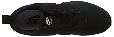 Nike Men's Air Max Tavas LTR Running Shoes, Black, One Size