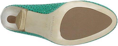 Martinelli Adele, Chaussures À Talons Verts Vert Menthe Pour Femmes (mint)