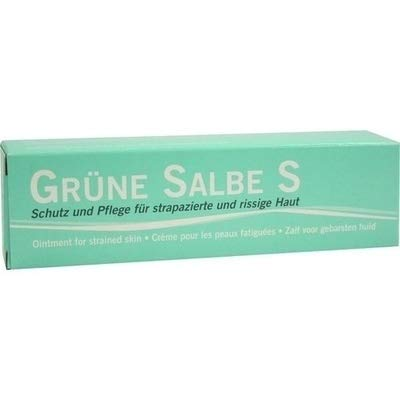GRÜNE SALBE S Creme 30 ml Creme