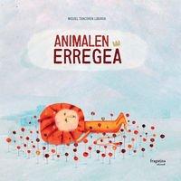 Animalien Erregea (Euskera) por Miguel Tanco
