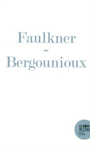 Rendre la parole : Les Larrons de William Faulkner
