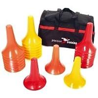 Precision Training Marker Cone Drill Set by Precision Training