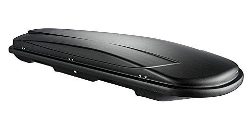 VDP Dachbox Xtreme 500 schwarz Dachkoffer 500 Liter Autokoffer abschließbar