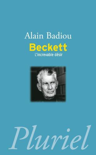 Beckett: L'increvable désir