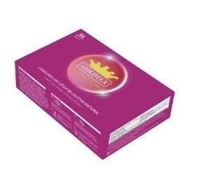Preservativos extrafinos fresa