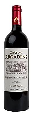 Sichel Château d'Argadens Bordeaux Superieur Cabernet Sauvignon 2012 Trocken (1 x 0.75 l)