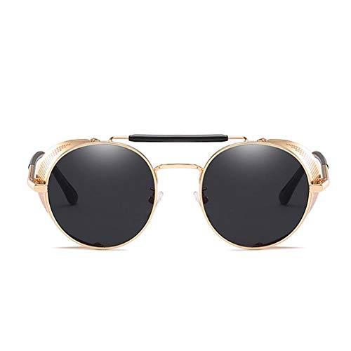 ZHOUYF Sonnenbrille Fahrerbrille Unglasses Sonnenbrillen Für Herren Und Damen Damen Punkbrille Retro Damen Augen, B