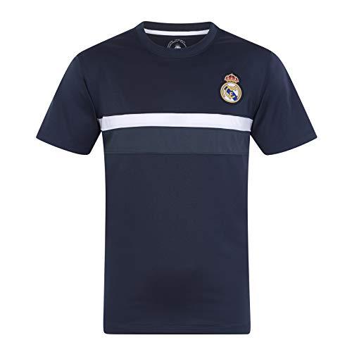 Real Madrid - Camiseta Oficial Entrenamiento - Hombre