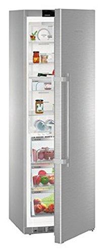 Liebherr KBes 4350Premium Biofresh autonome 367L A + + + Edelstahl Kühlschrank-Kühlschränke (367L, sn-t, 37dB, A + + +, Edelstahl) -