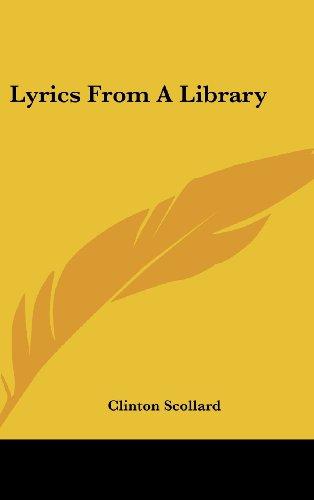 Lyrics from a Library