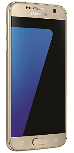 Samsung Galaxy S7 Smartphone (5,1 Zoll (12,9 cm) Touch-Display, 32GB interner Speicher, Android OS) gold