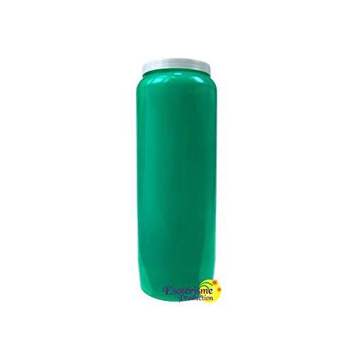 Lampe de sanctuaire huile vegetale - vert par  DG-EXODIF