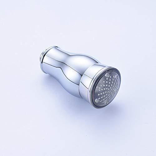 Led Duschkopf Led-Licht Küchenarmatur Handsprüher Chrom-Finish