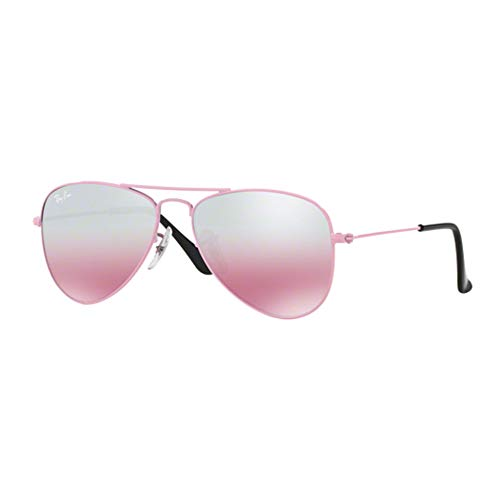 Ray-Ban Junior RJ 9506S, Aviator, Metall, Jugendlich, PIN