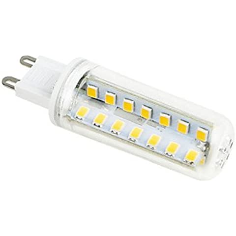 ZQQ Luce di 5W E14/G9 LED mais 56 LED 700-800 caldo bianco e freddo bianco SMD 2835 lumen decorazione 220-240V1 , g9