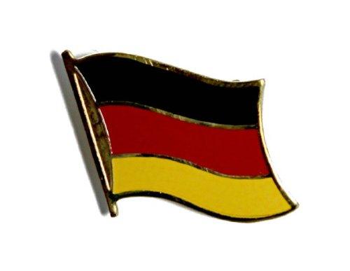 Auto-doktor (Kleine Anstecknadel - Deutschland Fahne)