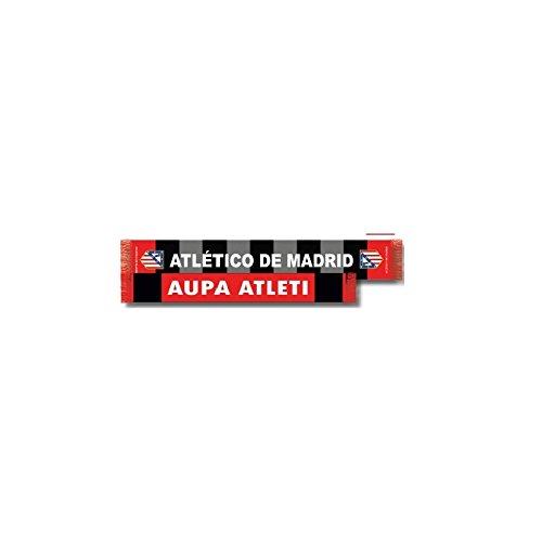 Bufanda Atlético de Madrid doble AUPA ATLETI