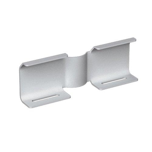 Unex 66844U23X Scharnier Horizontal, grau Farbe, 60mm Breite, 3m Länge, Paket von 12