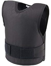 Chaleco antibalas, para encima o debajo de la ropa, nivel antibalas 2 y nivel