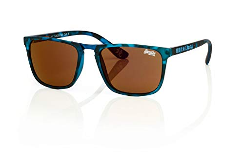 Superdry SDS Aftershock 188, blau / 0 Dioptrien
