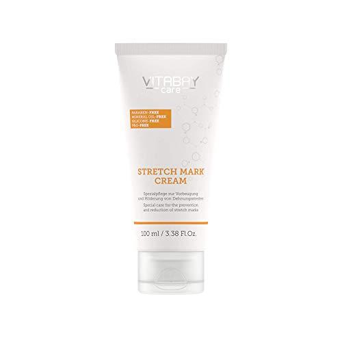 Stretch Mark Cream 100 ml - Spezialpflege zur Vorbeugung und Milderung von Dehnungsstreifen