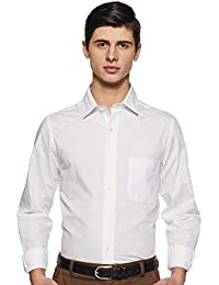 Arrow Men's Printed Regular Fit Formal Shirt